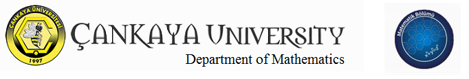 Department of Mathematics Logo